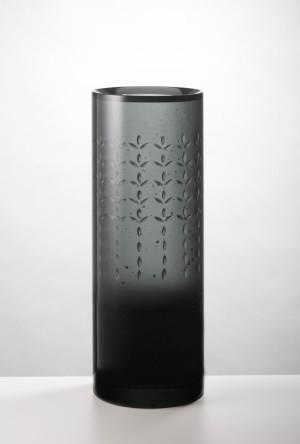 Joy, 2019, Mold melted glass, 43x16cm